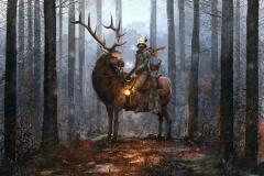 Deer Rider