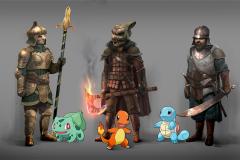Pokemon of Thrones